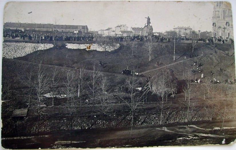Кронштадт 1918 г
