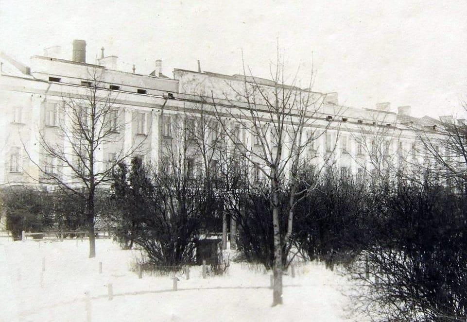 Морское инженерное училище Императора Николая I, Кронштадт 1914 г