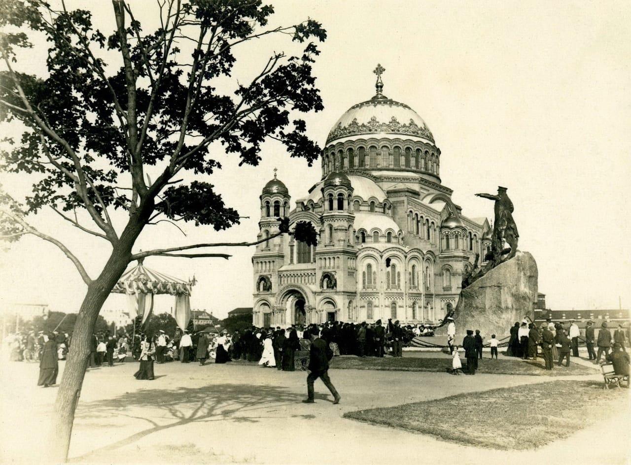 Морской собор, Кронштадт 1913 г