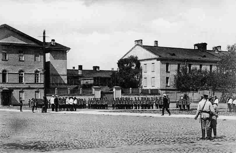 Стрельбище, Кронштадт 1900-1914 гг
