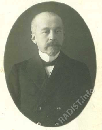 П.Н. Рыбкин. Снимок первой половины XX века.
