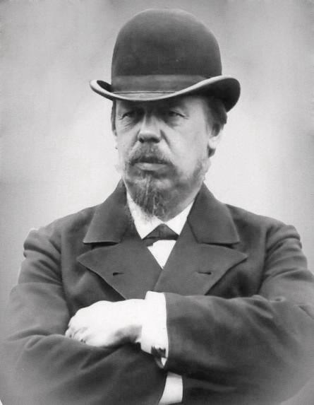 А.С. Попов, 1895