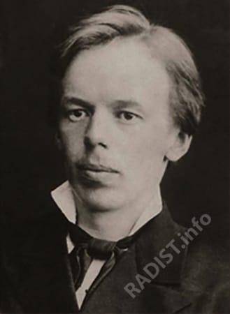 А.С. Попов перед поступлением в университет, Санкт-Петербург 1877 г.