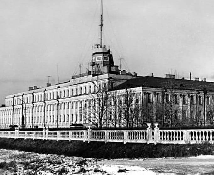 Итальянский дворец, Кронштадт, конец XIX