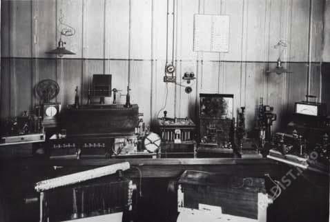 Кронштадтский электротехнический завод. Радиоаппаратура, изготовленная на заводе. г. Кронштадт до 1914 г.