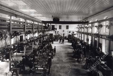 Кронштадтский электротехнический завод (беспроволочный телеграф)