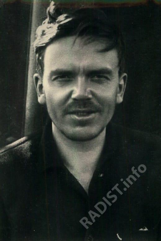 Кренкель Эрнст Теодорович. Герой Арктики, радист, 1934 г.