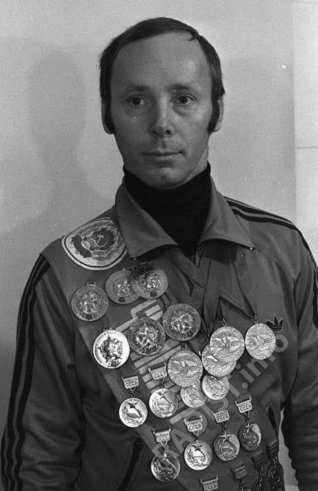 чемпион Европы Зеленов Станислав Алексеевич, 1984 г.