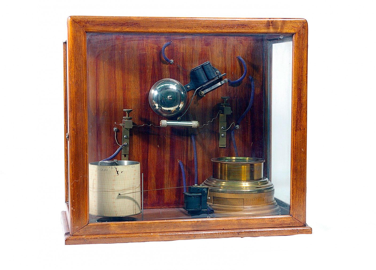 Грозоотметчик 1895 г