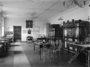 Кабинет-лаборатория МОК. Минный кабинет, Кронштадт, начало XX в.