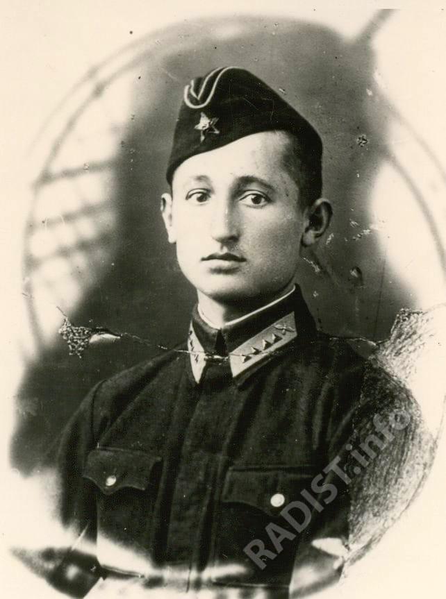 Колпаков Иван Денисович (1920-24.08.1941), летчик радист, 1941 г.