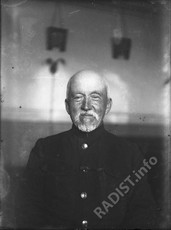 П.Н. Рыбкин, предположительно 1940 г.