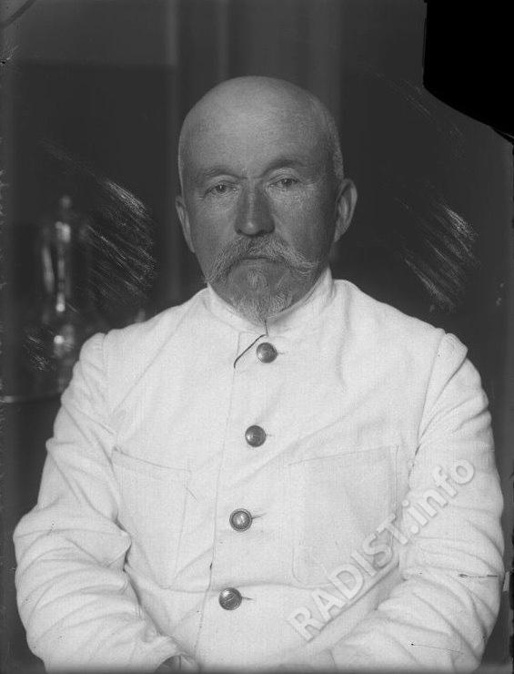 П.Н. Рыбкин. Снимок предположительно 1925 г.