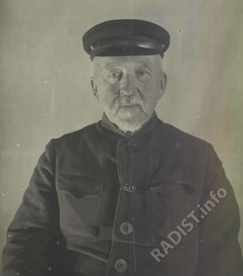 П.Н. Рыбкин,1929 г.