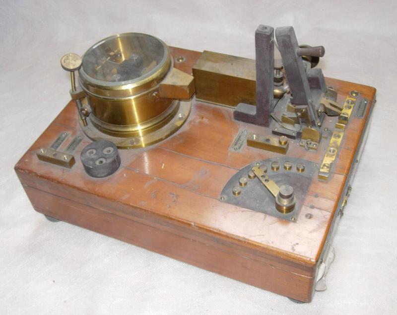 Радиоприемник когерерный, системы «Слаби-Арко», 1900 г.