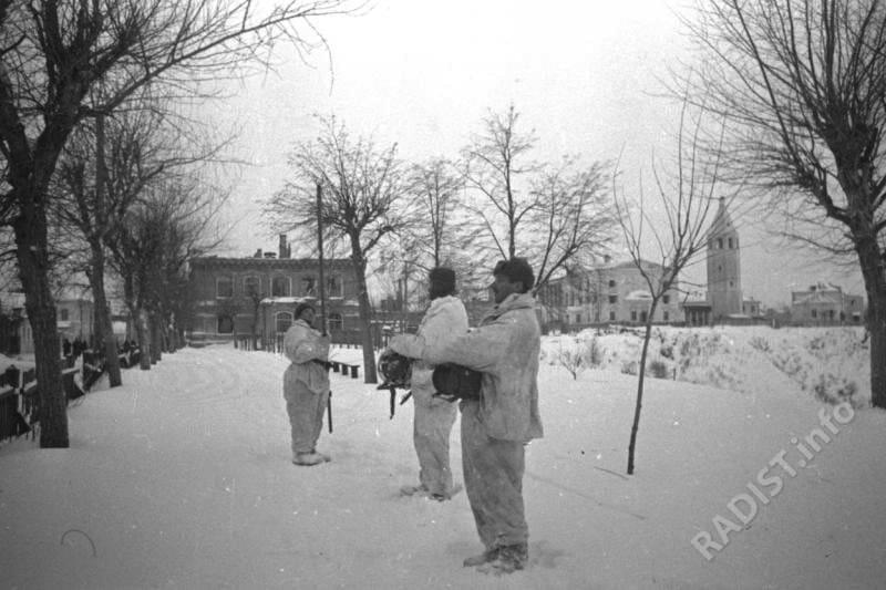 Связисты. Великая Отечественная война, 17.12.1941 г.