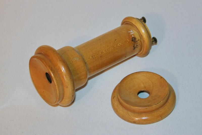 Трубка телефона учебная. МОК, Кронштадт, конец XIX в