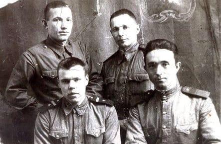 Военные связисты. г. Чита, 1944 г.