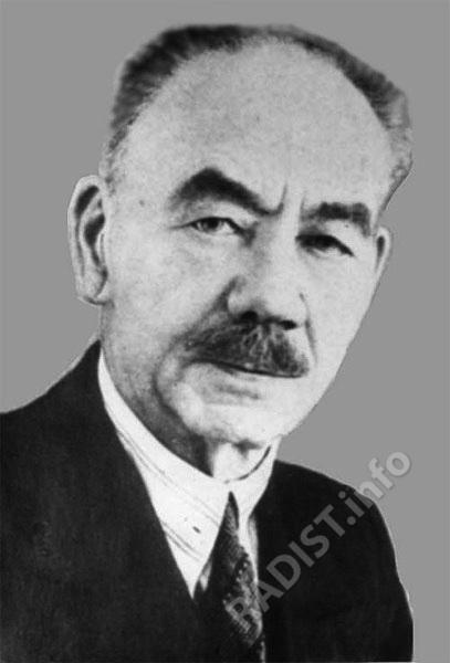 Скрицкий Николай Александрович