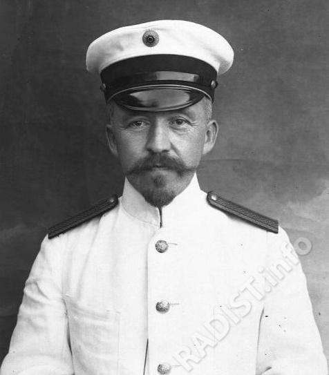 П.Н. Рыбкин, 1897 г.
