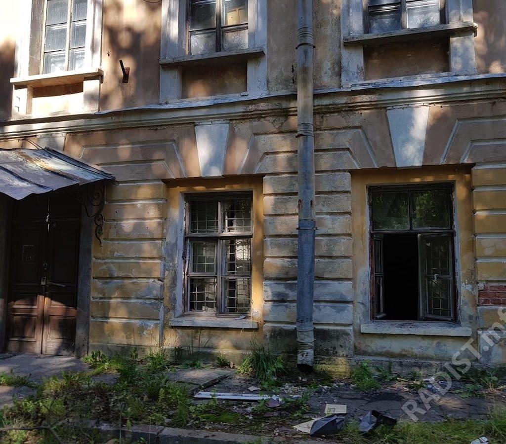 вандализм в мемориальном Музее-кабинете А.С. Попова