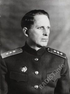Маршал войск связи Пересыпкин Иван Терентьевич, 1944 г.