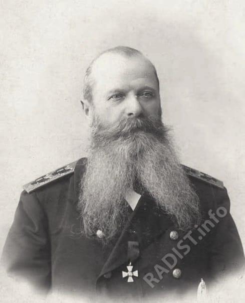 Вице-адмирал Макаров