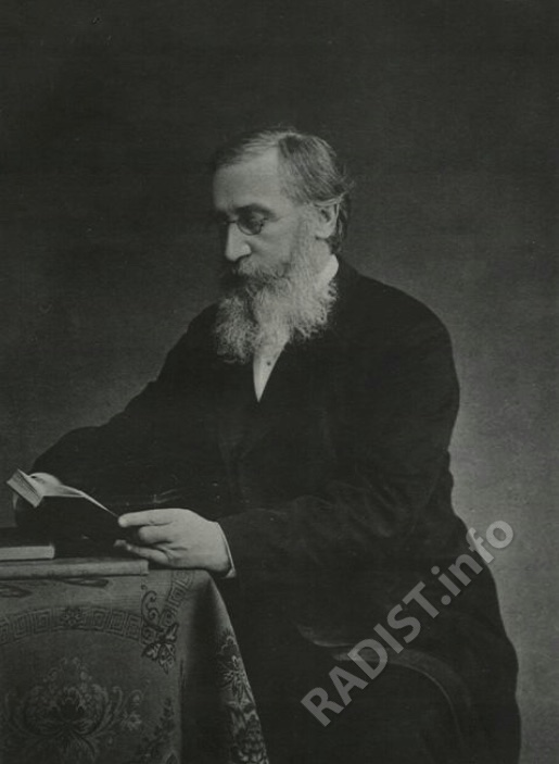 Профессор Петрушевский Фёдор Фомич