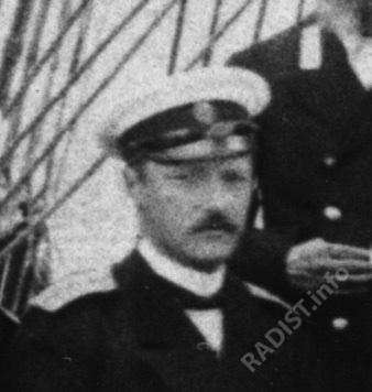 Контр-адмирал Залевский Иероним Игнатьевич