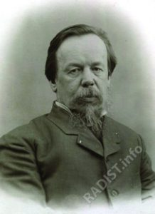 Александр Степанович Попов, 1905 г.